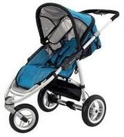 Beautiful Quinny Speedi Pram including Bassinett