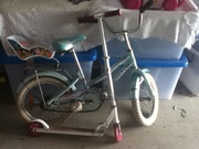 Kids Scooter & Bike For Sale