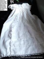 couture silk christening the royal collection 0427820744 by cutiepye