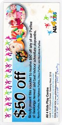 ALL 4 KIDS VOUCHER