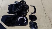 Baby jogger city elite + bassinet - like new