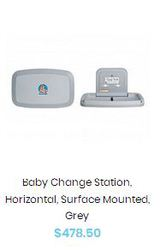 Now change your babies effortlessly with the best baby change tables