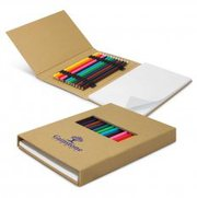 Creative Sketch Set | Personalised Colour Pencil at Vivid Promotions